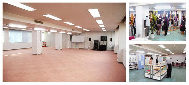 3F 展示・交流スペース