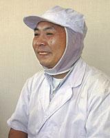 工場長代理・戸田さん