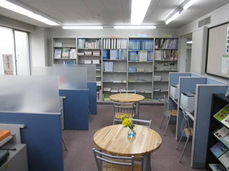 2F Uターン情報センター