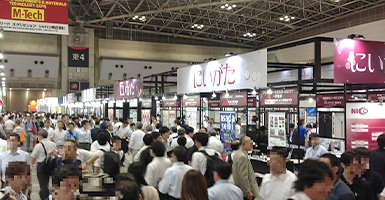 「第25回機械要素技術展」及び「新潟県バーチャル展示会(仮称)」