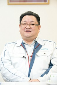 株式会社新和組_太田寿様