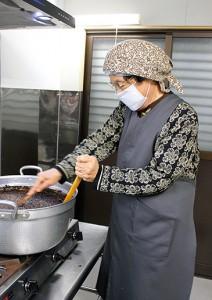 kiku膳製造_キクエおばあちゃん