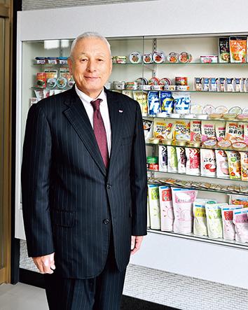 ホリカフーズ株式会社 代表取締役 松原 幸人 氏