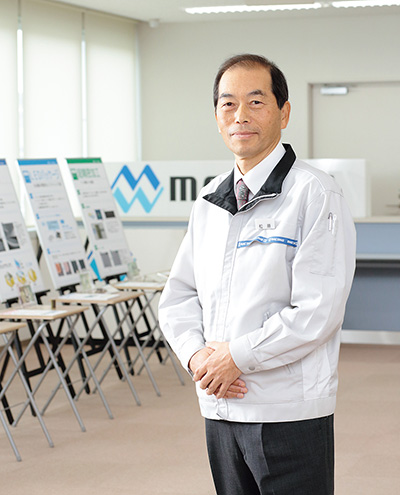 マコー株式会社 代表取締役 松原 幸人 氏