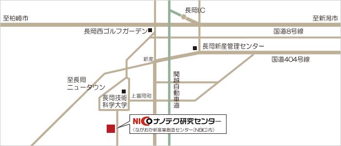 NICOナノテク研究センター