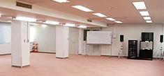 表参道・新潟館ネスパス展示会・商談スペース