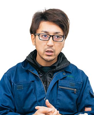 次長 斎藤 和也 氏