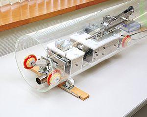 断面形状測定装置