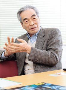株式会社パルメソ 代表取締役 松原 亨 氏
