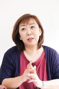塚野刺繍株式会社 専務取締役 塚野友恵 氏