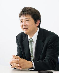 診断技術株式会社 代表取締役 大倉英敏 氏