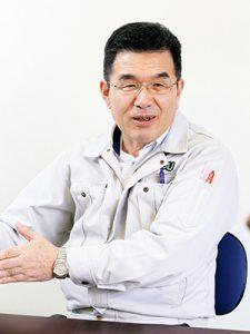 イーアールエス株式会社 代表取締役 中山 立行 氏