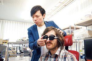 視線解析システム
