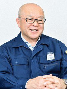 ケミコン長岡株式会社 代表取締役 常務 市原 博和 氏