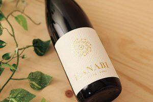 長岡の柏露酒造のスパークリング日本酒とのコラボで生まれた「HANABI」
