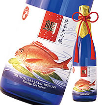 5つの蔵の純米大吟醸を魚とのペアリングで提案した「GYOTAKU」