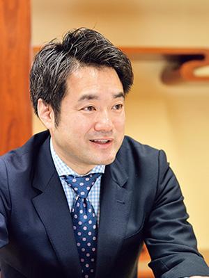 株式会社青柳 代表取締役専務 青柳 蔵人 氏