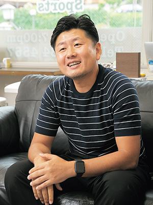 株式会社ホップステップJAPAN 代表取締役 星野 浩二 氏