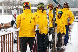 スキー・スノーボードの指導