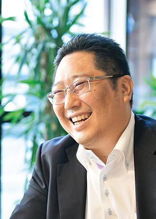 株式会社田中組代表取締役社長 田中 康太郎 氏