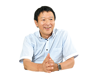 株式会社トラステック 代表取締役 島 淳一 氏