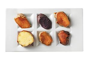 農プロデュース リッツ 焼き芋食べ比べセット