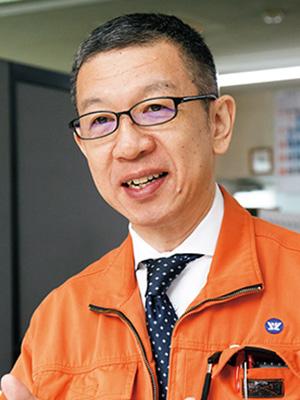 株式会社加藤研削工業 代表取締役 加藤 義竹 氏