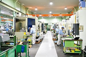 機械装置の設計や製造