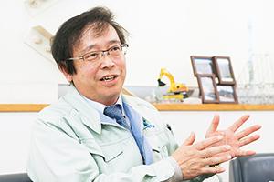 共和ハーモテック株式会社 取締役 製造調達部長 上野  政志 氏