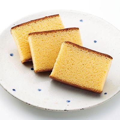 てづくり米粉カステラ
