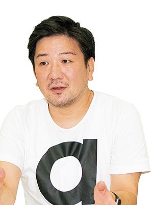 株式会社フォーワテック・ジャパン ブランディング事業兼マーケティング事業部 部長 遠藤 智弥  氏