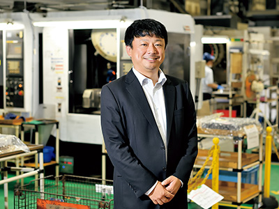 株式会社テック長沢 代表取締役 長澤 智信  氏