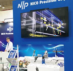 ニコ精密機器株式会社  説明動画は5分弱