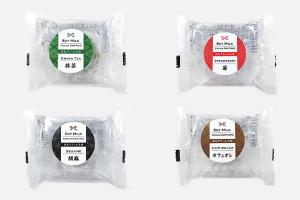 株式会社港製菓 輸出向けに開発された「豆乳クリーム大福」