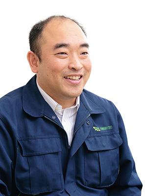 株式会社タワシテック 代表取締役社長 田中 晃  氏