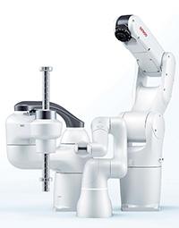 株式会社タワシテック DENSOの産業用ロボット