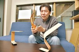 ストーリオ株式会社 開発担当の浅田氏
