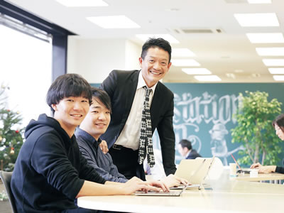 株式会社スナップ新潟 代表取締役社長 逸見 覚 氏