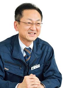 ライフスタイル事業部 専務取締役 兼 事業部長 田中 則明 氏