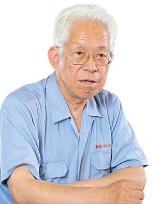 新潟メタリコン工業株式会社 代表取締役社長 井筒 昇  氏