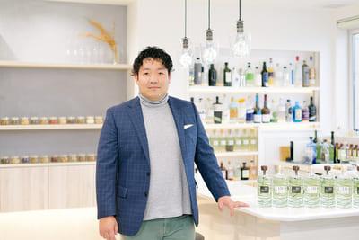 代表取締役 塚田 和志 氏