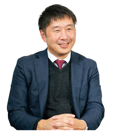 代表取締役 外山 達志 氏